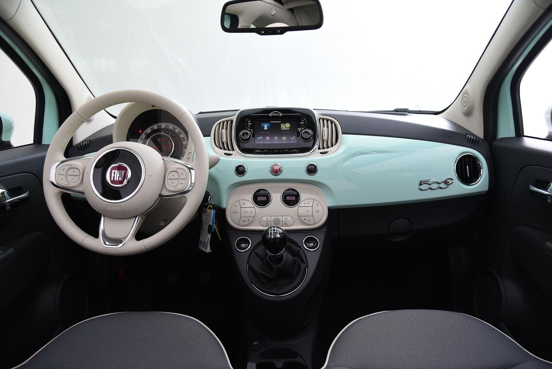 Fiat 500 Lease >> Fiat 500 Lounge Cabriolet - Autojoren.online