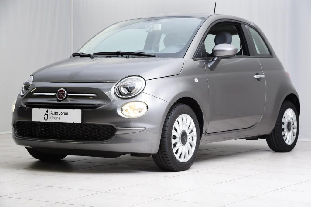 Fiat 500 Popstar Grigio Pompei AutoJoren.online