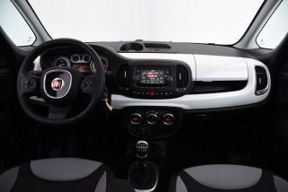 Fiat 500L Easy-AutoJoren.online-wit-Bianco Gelato-Zwart metallic-Bicolore-Twee kleuren-Airco-Climate control-Bluetooth-105Pk TwinAir Turbo-Panoramadak-kopen bij AutoJoren.online-21
